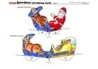 Knutselen cartão de Natal 4