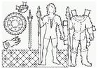 Knutselen cavaleiro