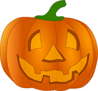 imagem Abóbora de Halloween