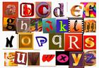 Foto alfabeto