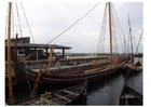Foto barco viking - drakar