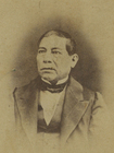 Benito Juárez - aproximadamente 1868