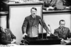 Foto Berlin - Reichstag - discurso de Hitler (2)