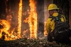 Foto bombeiro