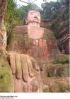 Foto Buda gigante em Leshan