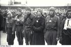 Foto campo de concentração de Mauthausen - prisioneiros de guerra Russos (3)