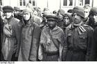 Foto campo de concentração Mauthausen - prisioneiros de guerra russos (2)