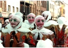 Foto carnaval Gilles de Biche