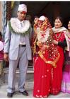 Foto casamento Hindu no Nepal