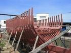 Foto casco de barco