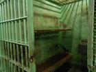 Foto cela de prisão