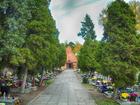 Foto cemitério