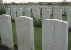 Foto cemitério Tyne Cot