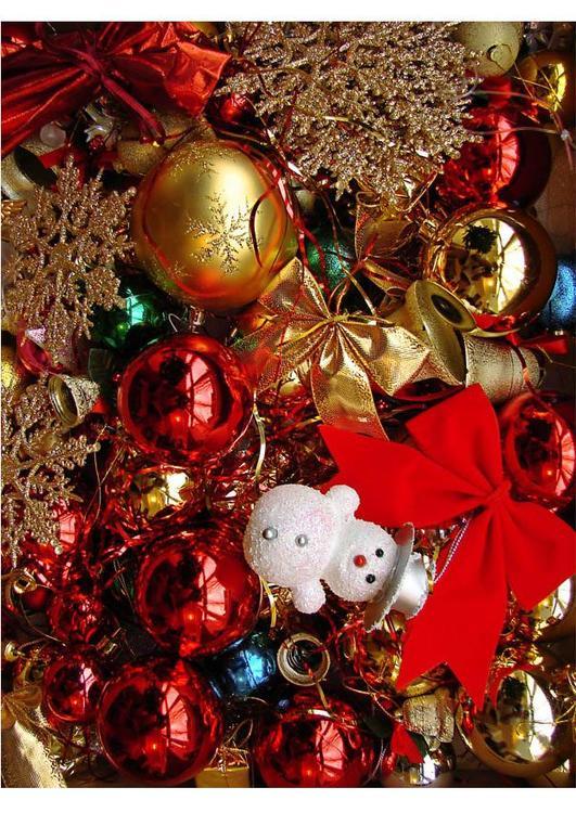 decoracao de arvore de natal imagens:Foto decoração de árvore de Natal – img 8815.