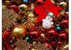 Foto decoração de árvore de Natal