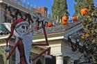 Foto decoração de halloween