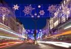 Foto decoração de Natal em Londres