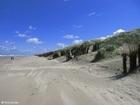 Foto dunas na costa