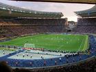 Foto estádio de futebol