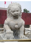 Foto estátua para a Cidade Proibida
