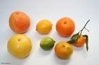 Foto frutas cítricas