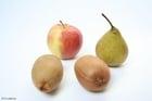 Foto frutas com e sem caroço