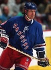Fotos hockey no gelo, Wayne Gretzky, New York Rangers