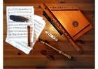 Foto instrumentos de sopro