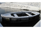 Foto inverno - barco