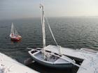 Foto inverno - barcos