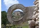 Foto jogo de bola Maya