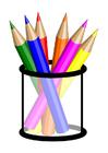 imagem lápis de cor