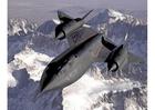 Foto Lockheed Blackbird