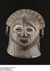 Foto Máscara do Congo do século XIX