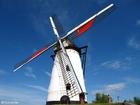 Foto moinho de vento 1