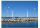 Foto moinhos de vento - energia eólica