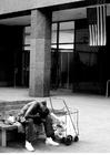 Foto morador de rua