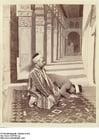 Foto Muçulmanos rezam na Grande Mesquita de Dumas