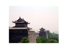 Foto muralhas de Xian