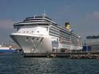 Foto navio de cruzeiro