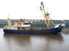 Foto navio pesqueiro