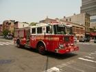 Foto New York - bombeiros