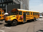 Foto New York - ônibus