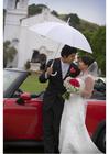Foto noivo e noiva