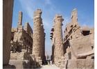 Foto o templo Karnak em Luxor, Egito