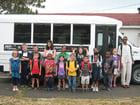 Foto ônibus escolar