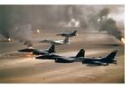 Foto operação tormenta do deserto
