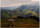 Foto paisagem de montanhas