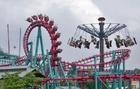 Foto parque de diversões