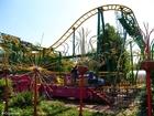 Foto parque de diversão Gorki